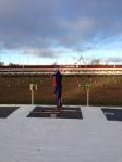 On the Ostersund Biathlon Range