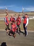 Men's Team at October Training Camp in Soldier Hollow, Utah