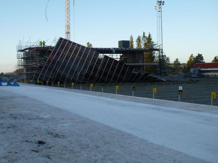 Ostersund Biathlon Range